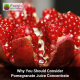 Why You Should Consider Pomegranate Juice Concentrate