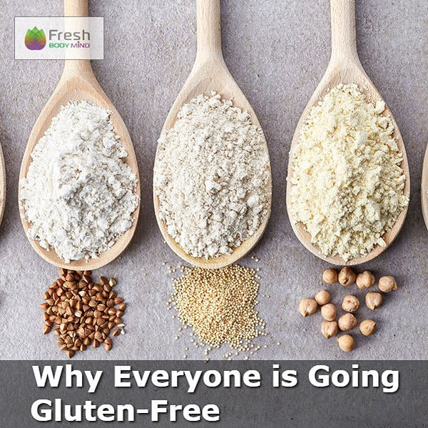 Why Everyone is Going Gluten Free